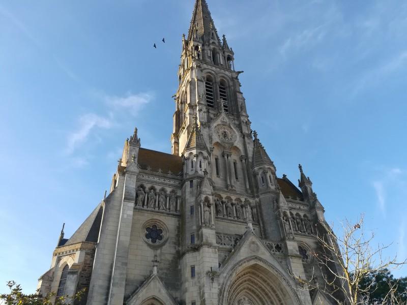 Eglise Notre-Dame à Sainte Pazanne