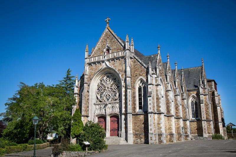 L'église de Rouans