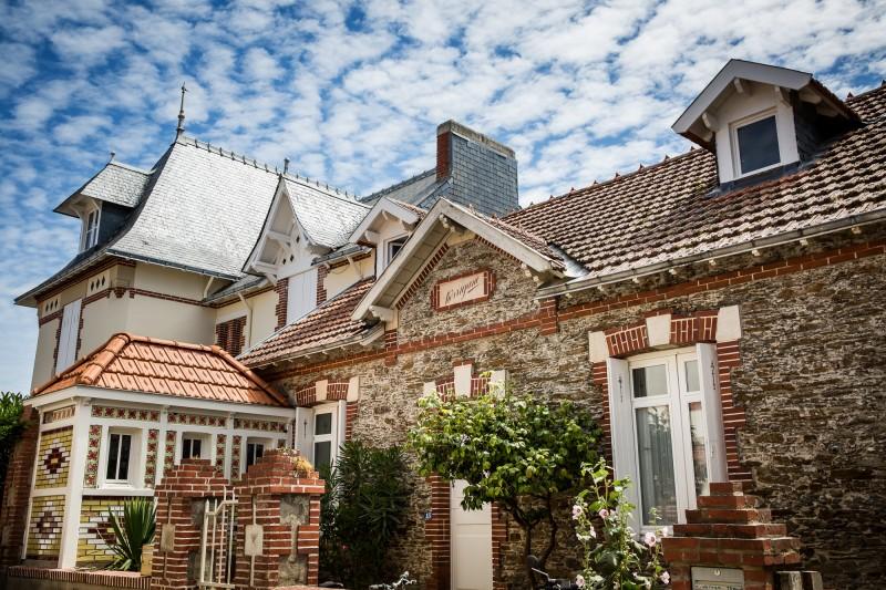 Les belles demeures de La Bernerie en Retz