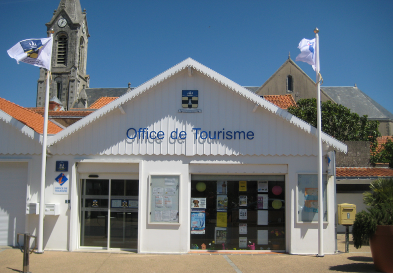 tourist office of la bernerie