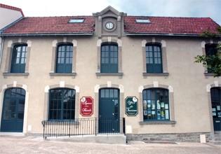 office de tourisme, bureau d'information touristique, syndicat d'initiative, préfailles