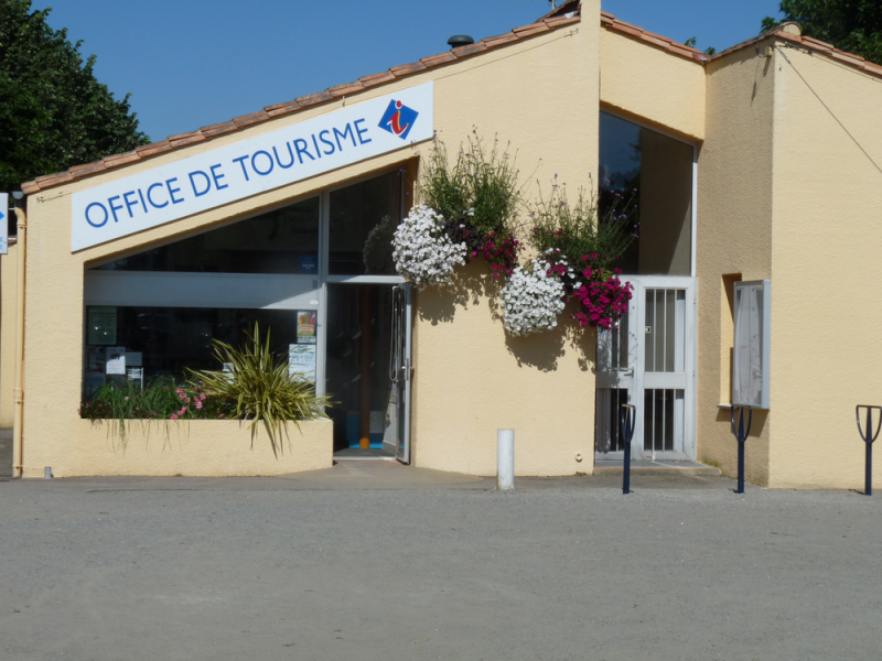 office de tourisme, bureau d'information touristique, syndicat d'initiative, saint michel chef chef, tharon plage