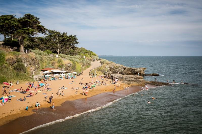 Plage des sablons , plages, criques, mer