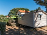 Mobilhome 3 chambres 6personnes-St Michel