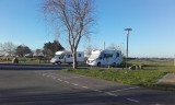 Aire de camping car Bourgneuf