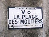 Bourg des Moutiers