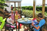 Camping La Madrague - Capfun, Pornic - location mobil home -bord de mer, pornic camping, campings pornic, proche mer, plage,roulottes,piscine chauffée, toboggans, jeux, enfants