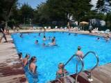 Camping La Madrague, Capfun, pornic,piscine chauffée, toboggans, jeux, enfants