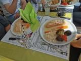 Camping Les Bleuets, Restaurant
