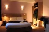 Chambre double hôtel Saléa