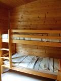 Chambre enfant, locatif camping Le Hameau du Lac à Bourgneuf en Retz