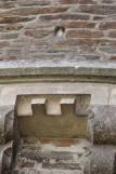 Château de Pornic et sa statuette