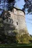 Château de Pornic et ses douves