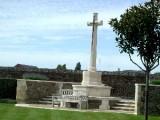 Cimetière militaire britannique de Pornic, monument aux morts,, calvaire, seconde guerre mondiale, DESTINATION PORNIC
