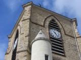 Clocher de l'église Notre Dame de l'Assomption