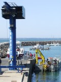 Descente du Port de Gravette
