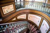 escalier chateau, domaine