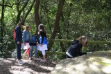 parcours découverte,parcours découvertes, parcours d'orientation, animations enfants, jeux enfants, bois, le bois roy, st michel, tharon,chef