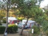 camping de prigny, emplacement ombragé, caravane, mobil home, vélo, cyclistes, accueil vélo, la velodyssée, velocean, emplacements, les moutiers en retz, proche pornic