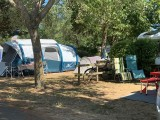 emplacement- tentes, emplacement ombragé, camping, emplacments