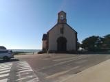 Entrée de la chapelle de Préfailles