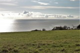 Fontaine aux Bretons, vue panoramique sur l'océan