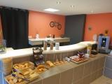 Hôtel Salea petit déjeuner buffet