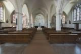 Intérieur église Notre Dame de l'Assomption