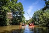 Le canal de Haute Perche en kayak