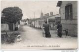 la place du centre, grande rue, histoire des moutiers, bourg, abbé baconnais, les moutiers en retz