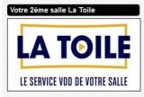 LA TOILE CINEMA A DOMICILE PORNIC