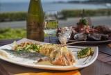 restaurant vue mer, spécialités fruits de mer, port de Préfailles