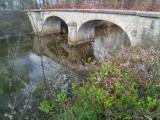 Le Pont Rouge à Rouans