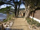 Chemin aménagé, chemin côtier, chemin des douaniers, promenade, randonnée