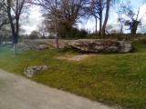 Les bords de l'Acheneau à Cheix en Retz