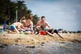 plage, pré vincent, club nautique,