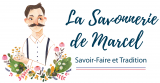 Logo, La Savonnerie de Marcel, à Villeneuve en Retz