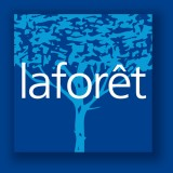 Logo Laforet, agence immobiliere, transaction, vente, location