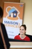 MAISON & SERVICES LOGO, services à domicile, destination pornic, ménage, repassage, jardinage, nettoyage