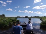 ACCUEIL MICHEL CRUSSON BRIERE PORNIC promenade en barque