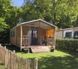 Mobil Home 4 à 6 personnes, Camping Le Hameau du Lac à Bourgneuf en Retz