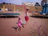 club de plage, club mickey, sporting club mickey, cours de natation, plage, st michel, tharon, tharon plage, activités enfants, jeux