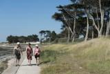 Randonnée pédestre à La Prée - La Plaine sur Mer