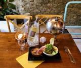 Restaurant le Jade Pornic table