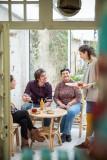 Salon de thé - Espace véranda
