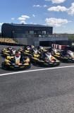 Terrasse karting