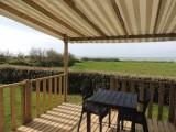 Terrasse mobile home