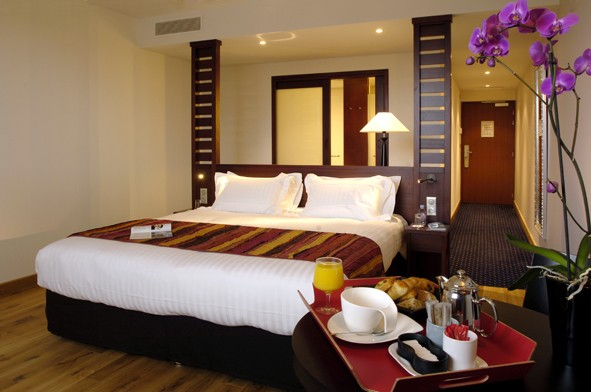 Chambre Best Western Pornic