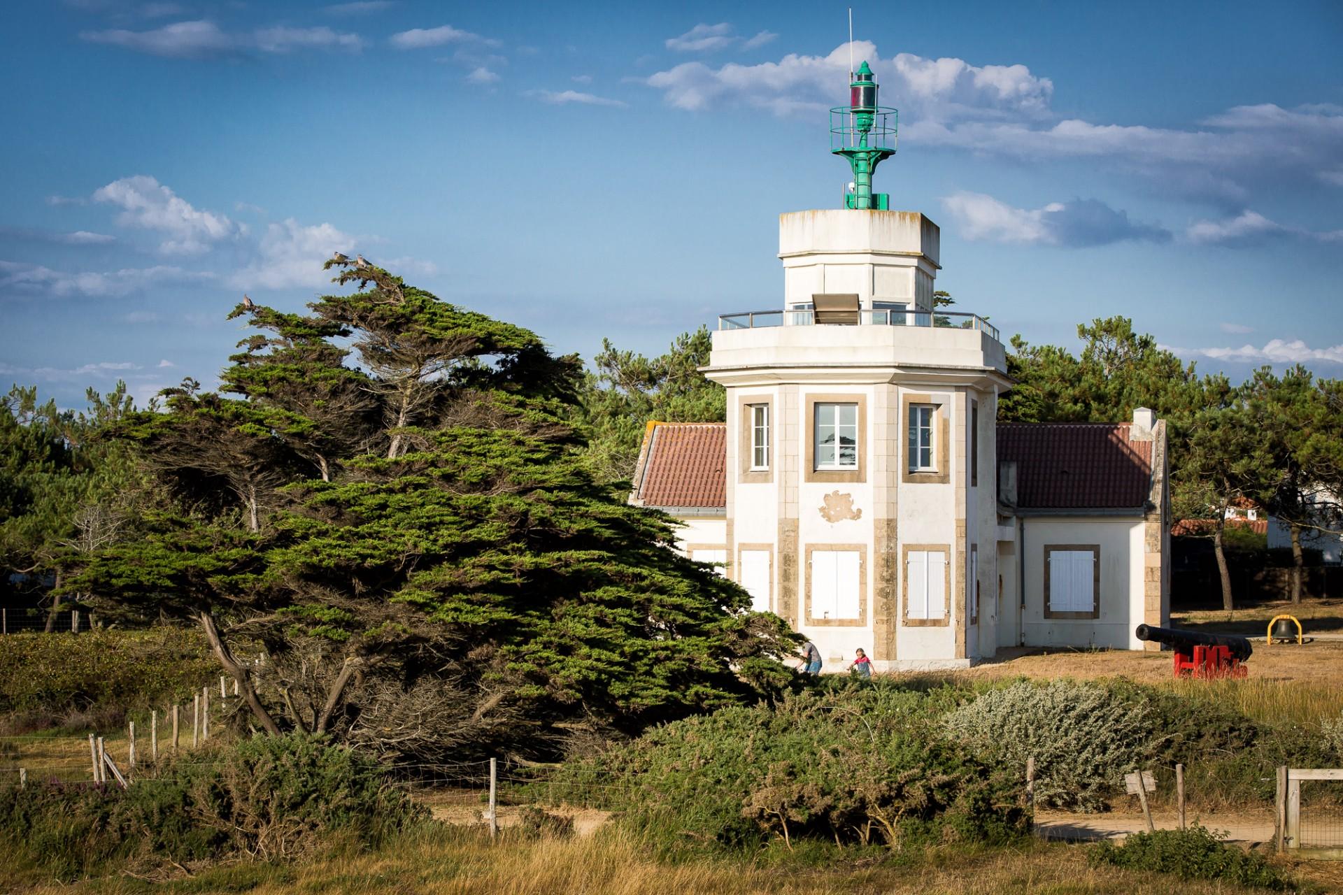 Sémaphore de la Pointe Saint-Gildas