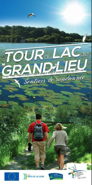 TOUR DU LAC DE GRAND LIEU